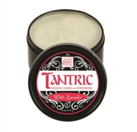 I Adore Love Tantric Soy Massage Candle Pheromones White Lavender Toys BDSM Lingerie Accessories Sexy Apparel Gift Card