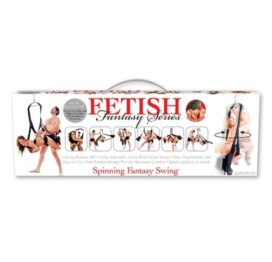 Fetish Fantasy Series Spinning Fantasy Swing Black Pipedream I Adore Love Sex Toys Lingerie GIft Card BDSM Accessories Massage Oil