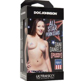 All Star Porn Stars - Ultraskyn Pocket Pals - Dani Daniels