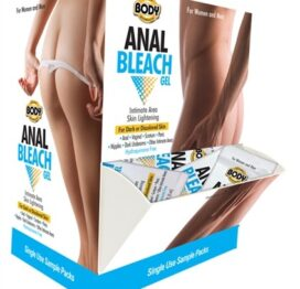 I Adore Love Sex Toys BDSM Lingerie Accessories Bath Body Body Action Anal Bleach Gel 50 Pieces Display