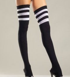 Lingerie & Sexy Apparel | Knee Highs