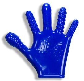 OxBalls Finger Fuck Reversible Jo Penetration Toy Police Blue I Adore Love Sex Toys Dildo BDSM LGBT Gay Bondage Massage Oils Lubes