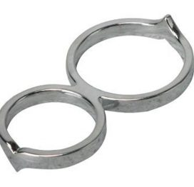 XR Brands The Twisted Penis Chastity Cock Ring Bulk I Adore Love Sex Toys Lingerie GIft Card BDSM Accessories Massage Oil