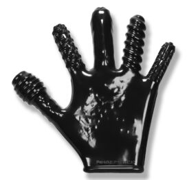 OxBalls Finger Fuck Reversible Jo Penetration Toy Black I Adore Love Sex Toys Dildo BDSM LGBT Gay Bondage Massage Oils Lubes
