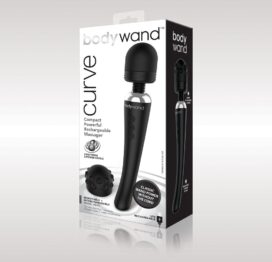Bodywand Curve Rechargeable - Black