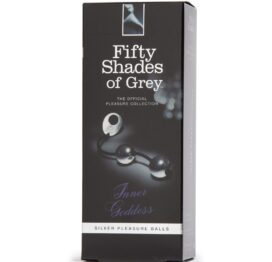Fifty Shades of Grey Inner Goddess Metal Ben Wa Balls