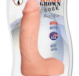"7"" Home Grown Cock - Vanilla"