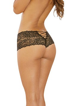 Lingerie & Sexy Apparel | Crotchless Panties