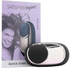 Satisfyer Layons Dark Desire Clitoral Stimulator