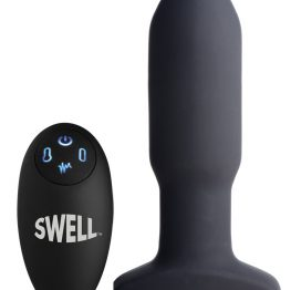 XR Brands World's 1st Remote Control Inflatable 10x Missile Anal Plug I Adore Love Sex Toys Dildo BDSM LGBT Gay Bondage Massage Oils Lubes