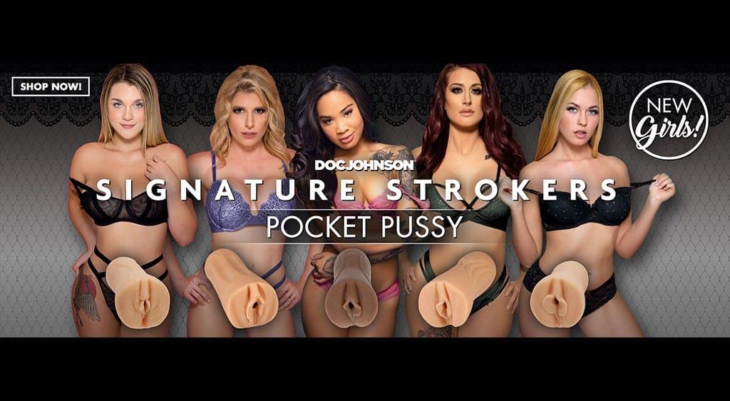 Doc Johnson Pocket Pussy