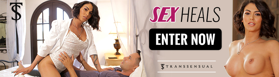 Transsensual shemale movie porn I Adore Love